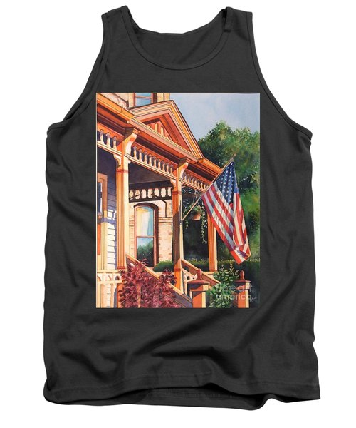 The Founders Home Tank Top