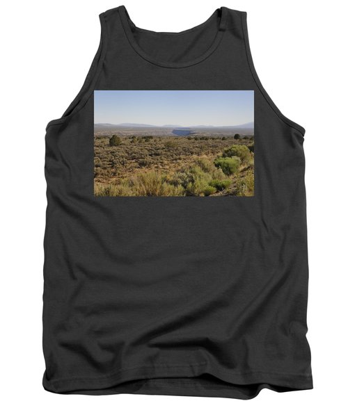 The Gorge On The Mesa Tank Top