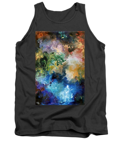 The Great Diversity Tank Top by Sally Trace