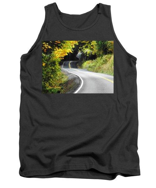 The Low Road Tank Top by Sadie Reneau