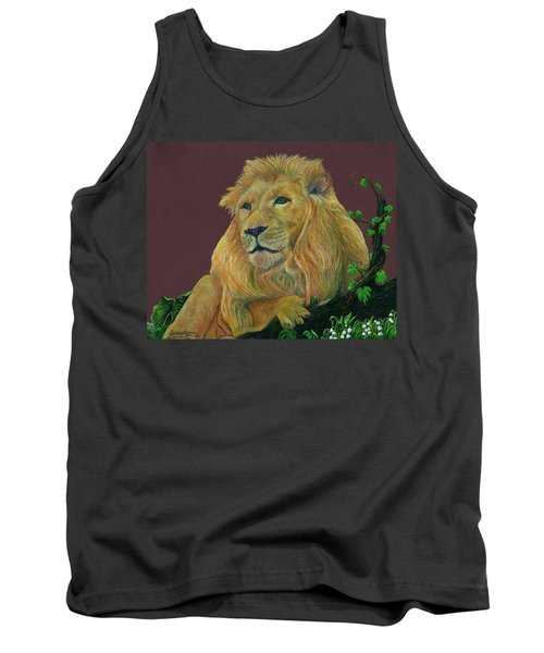 The Mighty King Tank Top