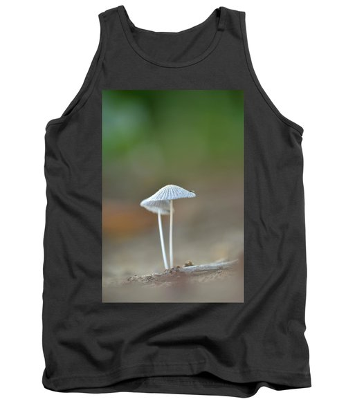 The Mushrooms Tank Top by JD Grimes