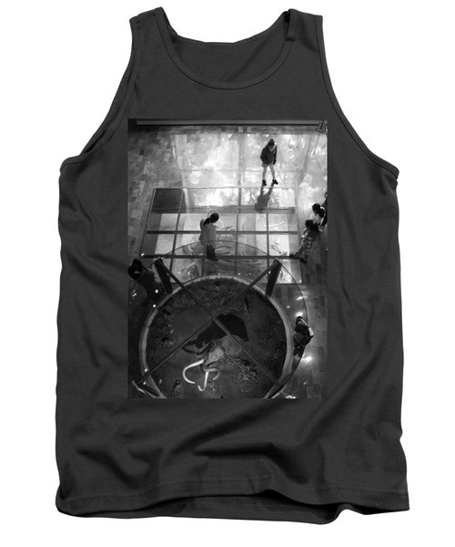 Tank Top featuring the photograph The Oculus by Lynn Palmer