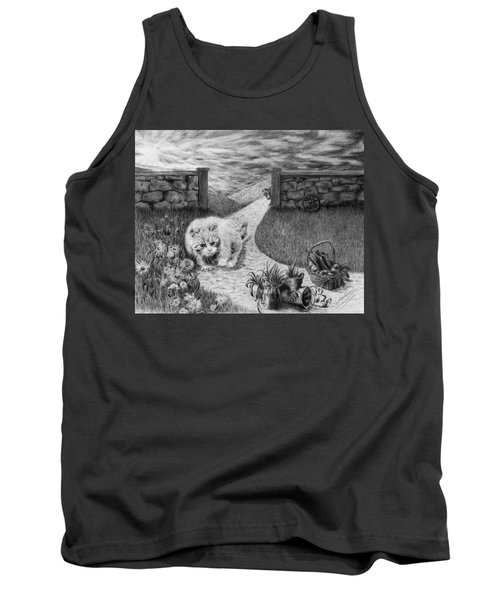 The Predator And The Prey Tank Top