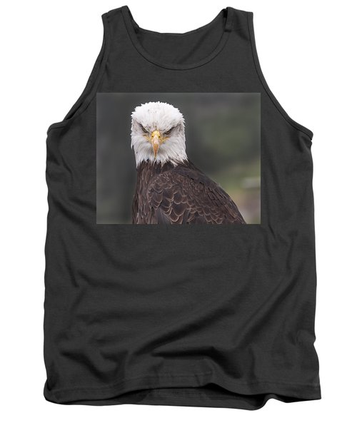Tank Top featuring the photograph The Stare by Eunice Gibb
