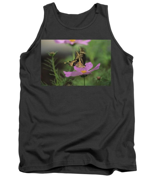 Tiger Swallowtail Butterfly Tank Top