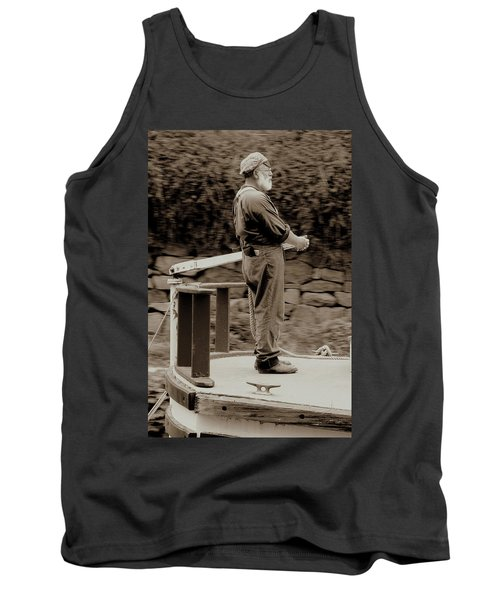 Tank Top featuring the photograph Timeless Serenity by Suzanne Stout