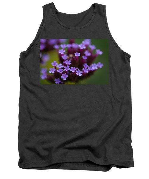 tiny blossoms II Tank Top by Andreas Levi