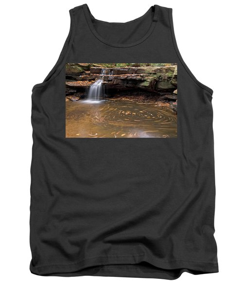 Tolliver Falls Tank Top by Jeannette Hunt