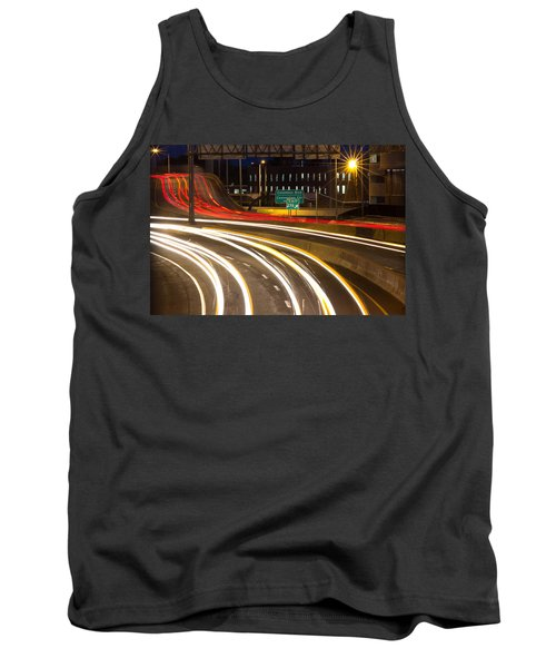 Traveling In Time Tank Top