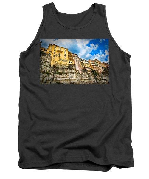 Tropea Houses Tank Top