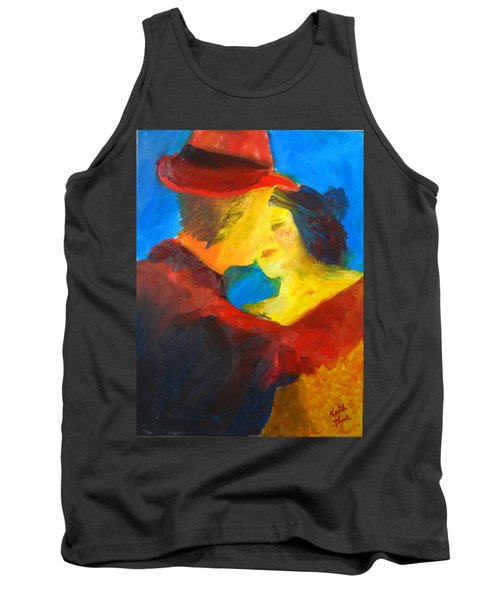 Two Am Tango Tank Top by Keith Thue