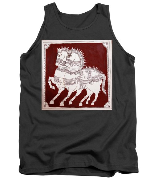 Two Horses Tank Top