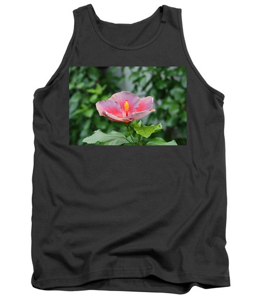 Tank Top featuring the photograph Unusual Flower by Jennifer Ancker