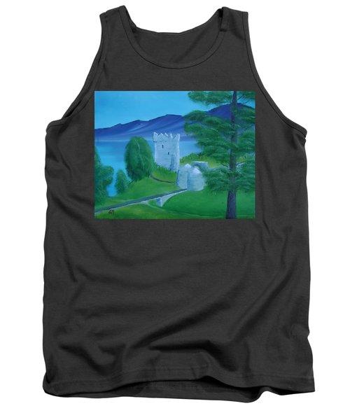 Urquhart Castle Tank Top