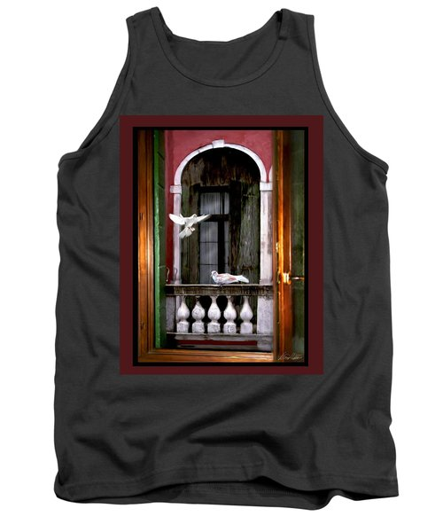 Venice Window Tank Top
