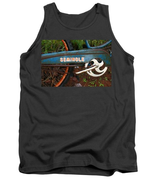 Hiawatha Seminole Vintage Bicycle Tank Top