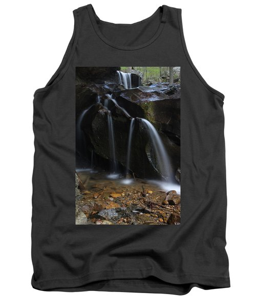 Waterfall On Emory Gap Branch Tank Top
