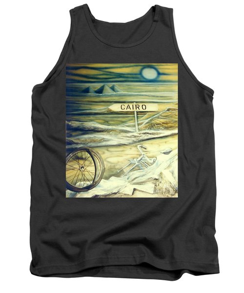 Way To Cairo Tank Top