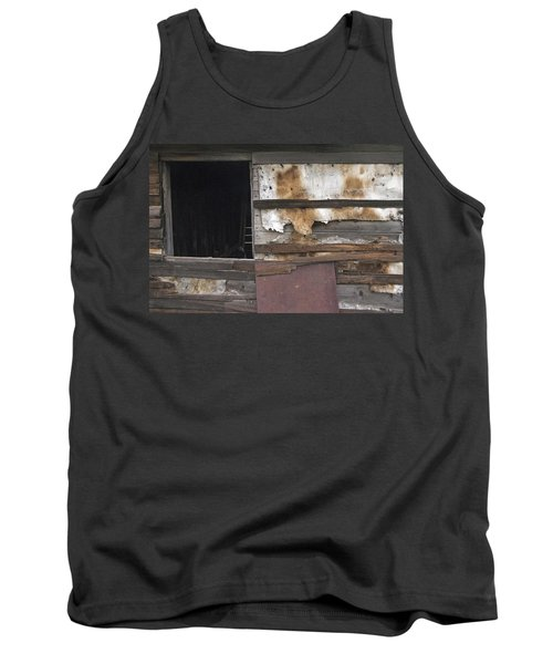 Weathered Shed Tank Top
