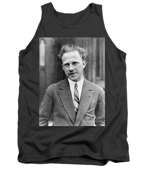 Werner Heisenberg, German Theoretical Tank Top