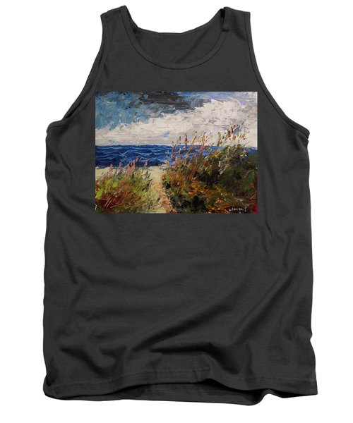 Wildflowers And Wind Tank Top