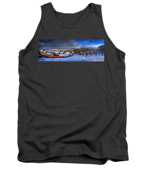 Winter In Inverness Tank Top