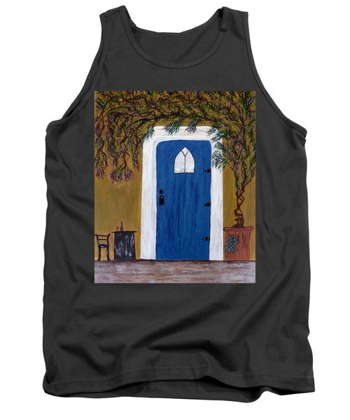 Wisteria Winery Tank Top
