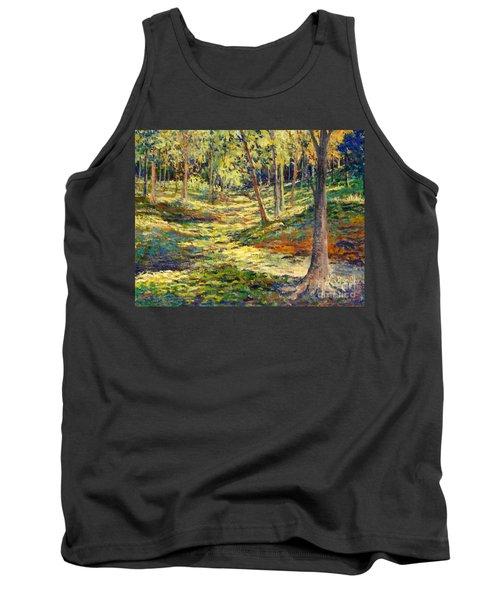 Woods In Ohio Tank Top