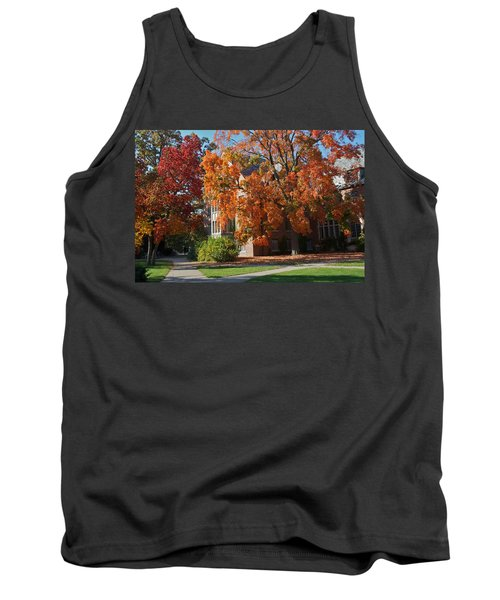 Tank Top featuring the photograph WPA by Joseph Yarbrough
