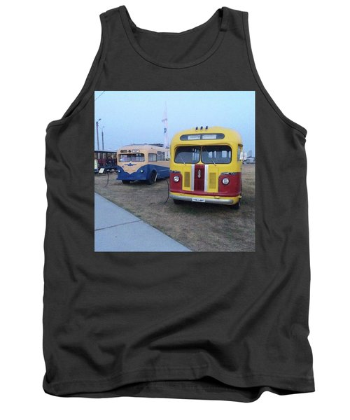 Retro Bus Tank Top