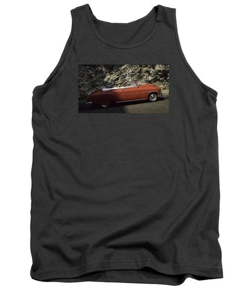 Cuba Car 7 Tank Top by Will Burlingham