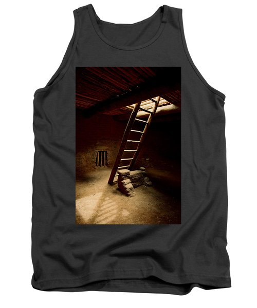 House Of Reflection And Prayer Tank Top