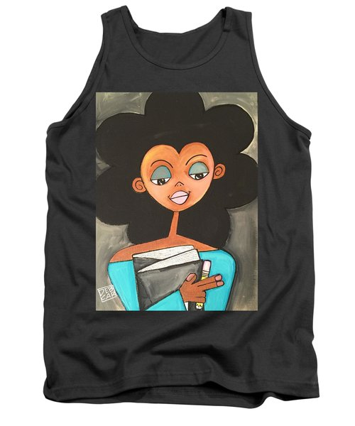 Journal Love  Tank Top