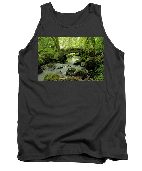 Kilfane Glen  Tank Top
