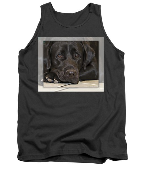 Labrador Retriever A1a Tank Top