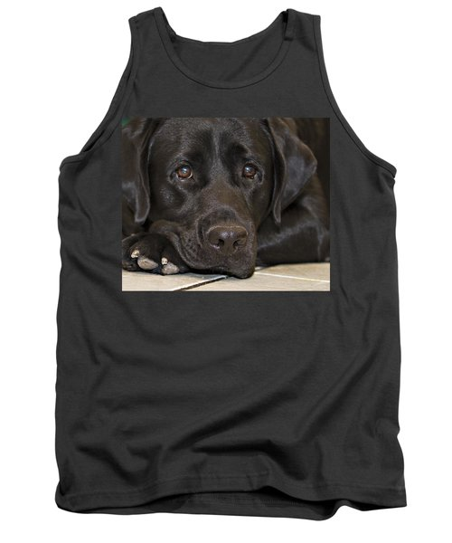 Labrador Retriever A1b Tank Top