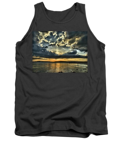 ... Never Walk Alone Tank Top