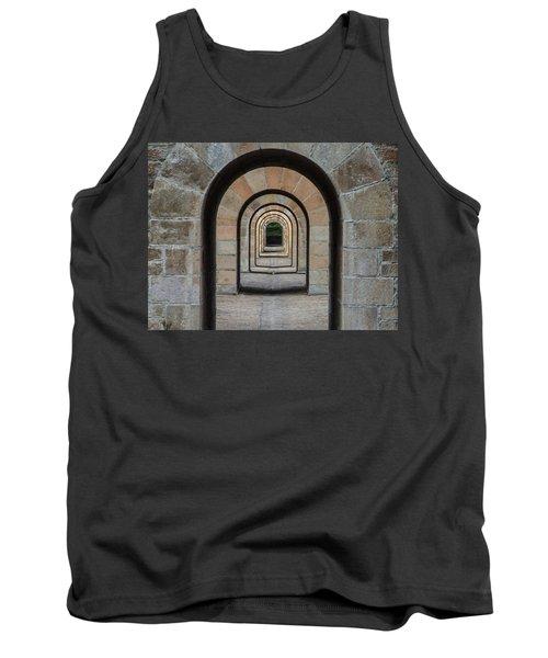 Receding Arches Tank Top