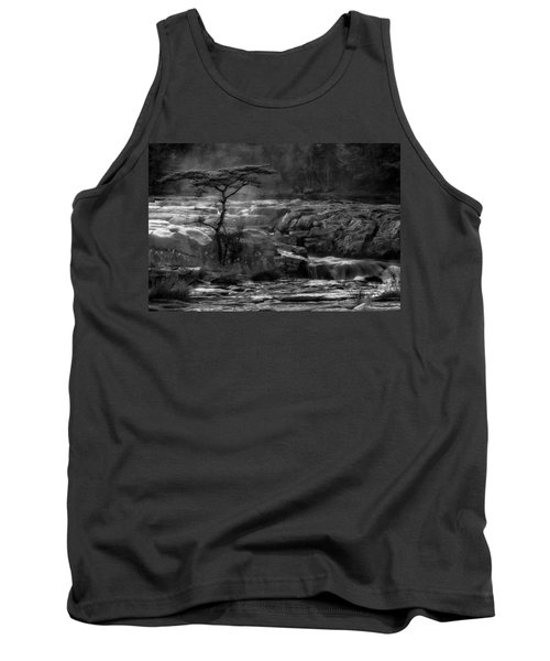 Tank Top featuring the photograph  Wood by Hayato Matsumoto