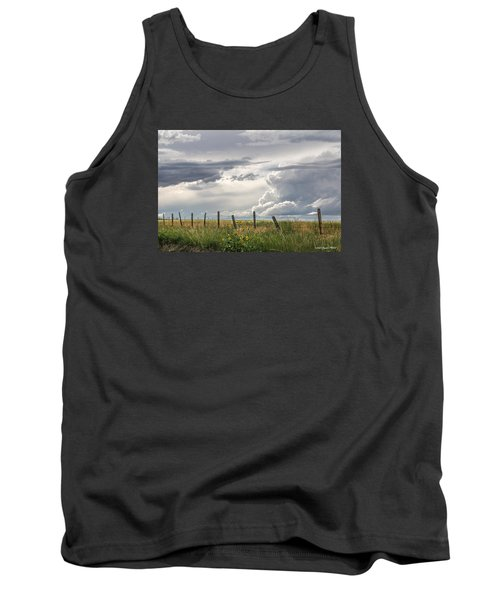 #0149 - Axtel Anceney, Southwest Montana Tank Top