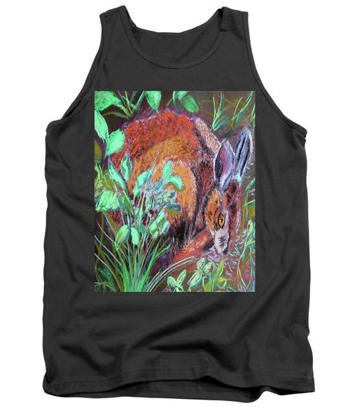 032917louisiana Swamp Rabbit Tank Top