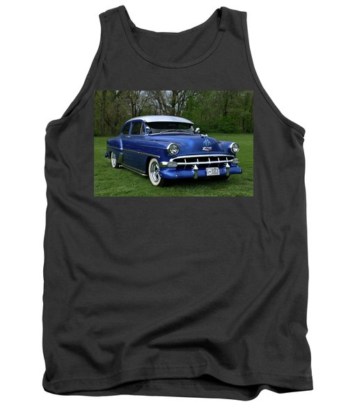 1954 Chevrolet Street Rod Tank Top by Tim McCullough