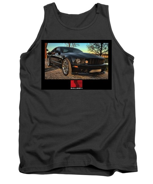 4 Tank Top by John Crothers