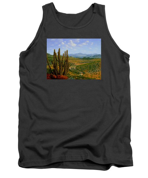 A Place Of Wonder Tank Top