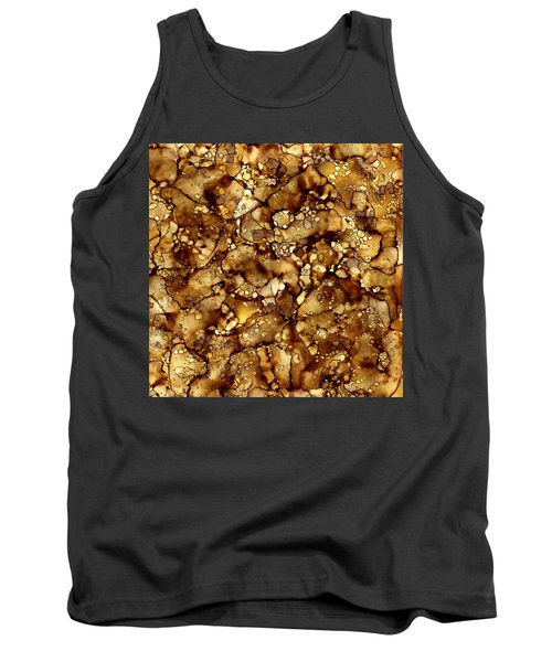 Abstract 6 Tank Top by Patricia Lintner