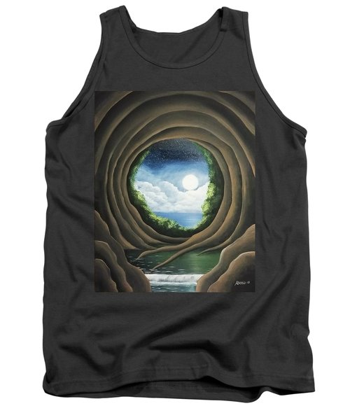 After The Storm Tank Top by Edwin Alverio