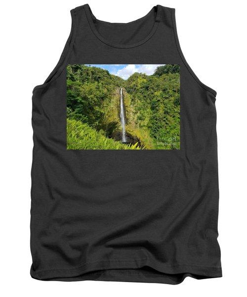 Akaka Falls Tank Top