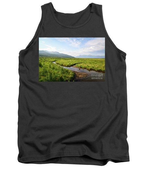 Alaskan Valley Tank Top