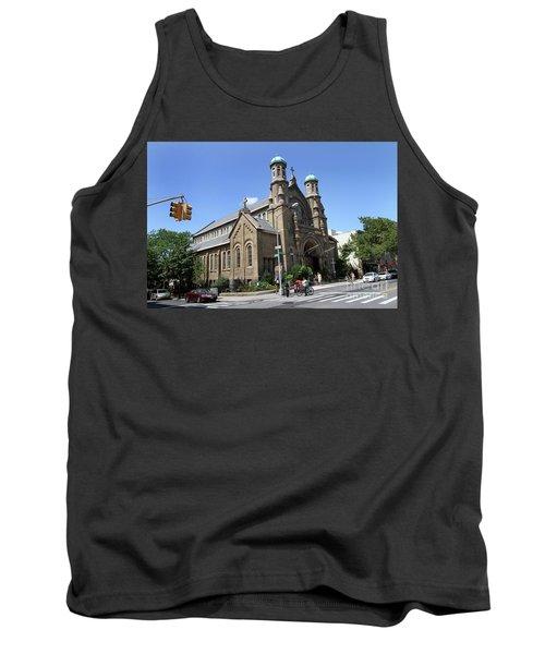 All Saints Episcopal Church Tank Top